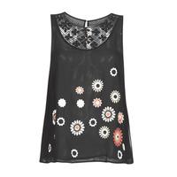 Abbigliamento Donna Top / T-shirt senza maniche Desigual TEBAS