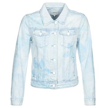 Abbigliamento Donna Giacche in jeans Desigual WHAII