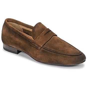 Chaussures Homme Mocassins Brett & Sons FIRICE Cognac