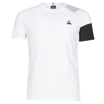 Kleidung Herren T-Shirts Le Coq Sportif ESS Tee SS N°10 M Grau