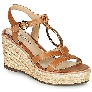 Chaussures Femme Sandales et Nu-pieds JB Martin EMANI COLONIAL/CORDE