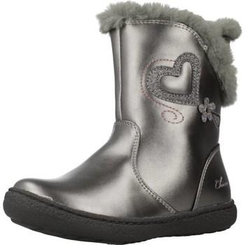 Chaussures Fille Bottes de neige Chicco 1062651 Argent