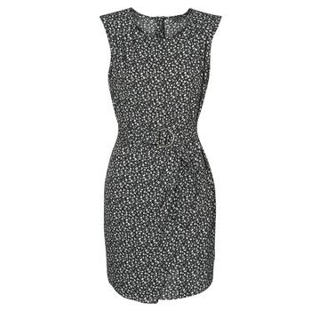Kleidung Damen Kurze Kleider Ikks BQ30045-03 Grau