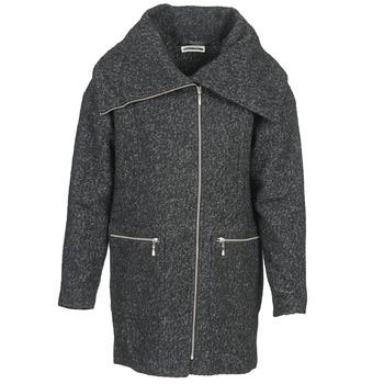 Kleidung Damen Mäntel Noisy May ROUND Grau