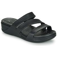 Schuhe Damen Pantoffel Crocs CROCS MONTEREY WEDGE W