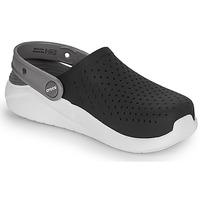 Schuhe Kinder Pantoletten / Clogs Crocs LITERIDE CLOG K Weiß
