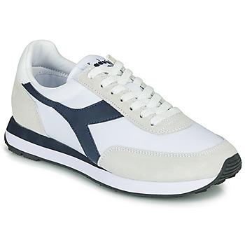 Schuhe Sneaker Low Diadora KOALA Weiß / Blau