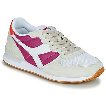 Schuhe Damen Sneaker Low Diadora CAMARO Beige