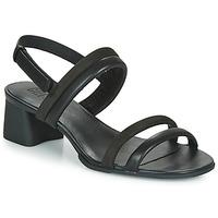 Chaussures Femme Sandales et Nu-pieds Camper KATIE SANDALES Noir