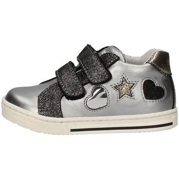 Chaussures Fille Baskets basses Balocchi 991283 ARGENT