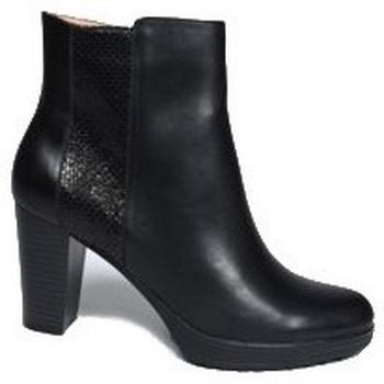 Chaussures Femme Bottines Karston Bottine vaboum Noir
