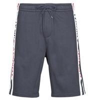 Kleidung Herren Shorts / Bermudas Tommy Jeans TJM BRANDED TAPE SHORT Marineblau