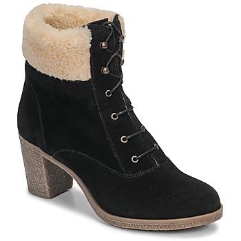 Schuhe Damen Low Boots André BOHEME