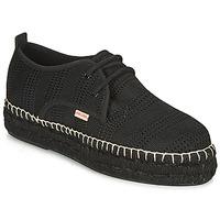 Schuhe Damen Leinen-Pantoletten mit gefloch Pare Gabia EBY