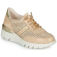 Chaussures Femme Baskets basses Hispanitas RUTH PLATINO