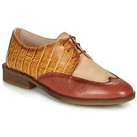 Schuhe Damen Derby-Schuhe Hispanitas LONDRES Braun,