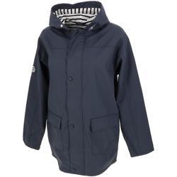 Vêtements Femme Coupes vent Treeker9 Tudy marine cire marin mixte Bleu marine / bleu nuit