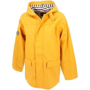 Vêtements Femme Blousons Treeker9 Tudy jaune cire marin mixte Jaune