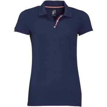 Vêtements Femme Polos manches courtes Sols PATRIOT FASHION WOMEN Azul