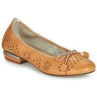 Chaussures Femme Escarpins Dorking IREM CAMEL