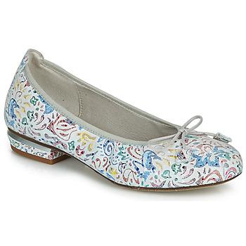 Schuhe Damen Ballerinas Dorking IREM Bunt