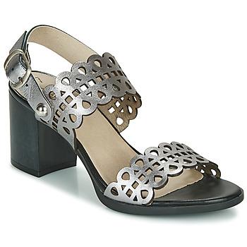 Chaussures Femme Sandales et Nu-pieds Dorking NORQUI BLEU