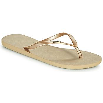 Schuhe Damen Zehensandalen Roxy VIVA V