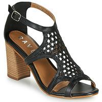 Chaussures Femme Sandales et Nu-pieds Ravel COREEN Noir