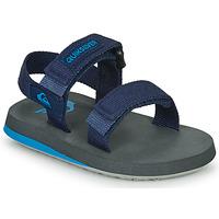 Schuhe Kinder Sandalen / Sandaletten Quiksilver MONKEY CAGED TODDLER Marineblau