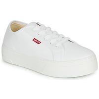 Schuhe Damen Sneaker Low Levi's TIJUANA Weiß