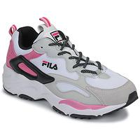 Schuhe Damen Sneaker Low Fila RAY TRACER CB WMN Weiß