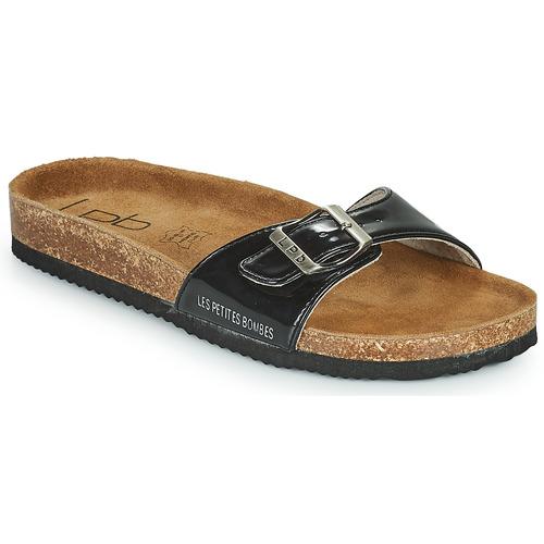 Schuhe Damen Pantoffel Les Petites Bombes ROSA