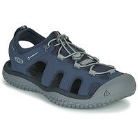 Schuhe Herren Sportliche Sandalen Keen SOLR SANDAL