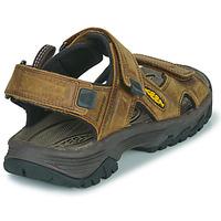 Chaussures Homme Sandales sport Keen TARGHEE III OPEN TOE SANDAL Marron