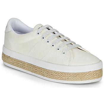 Chaussures Femme Baskets basses No Name MALIBU SNEAKER Blanc