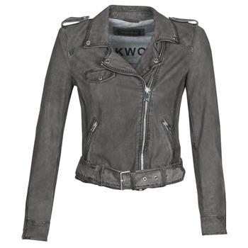 Kleidung Damen Lederjacken / Kunstlederjacken Oakwood PLEASE