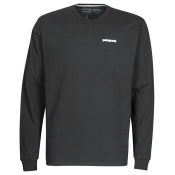 Abbigliamento Uomo T-shirts a maniche lunghe Patagonia M's L/S P-6 Logo Responsibili-Tee