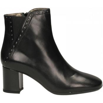 Chaussures Femme Derbies Enval D DI 42973 - CAPRA SOFT nero