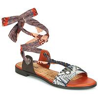 Schuhe Damen Sandalen / Sandaletten Desigual JUNGLE AFRICA