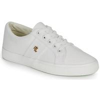 Schuhe Damen Sneaker Low Lauren Ralph Lauren JANSON II Weiß