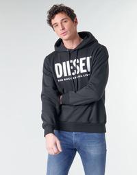 Kleidung Herren Sweatshirts Diesel GIR-HOOD-DIVISION