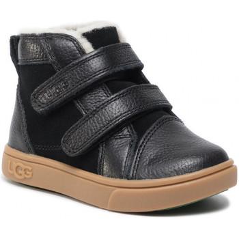 Chaussures Enfant Baskets montantes UGG rennon 2 Noir