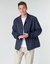 Vêtements Homme Blousons HUGO UROQ2022 Blouson Ray Moutarde
