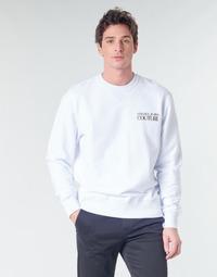 Vêtements Homme Sweats Versace Jeans Couture B7GVA7FB Blc/Dore