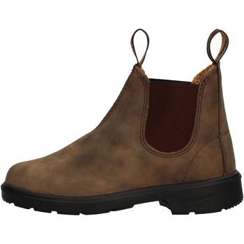 Chaussures Garçon Boots Blundstone - Beatles marrone 565 MARRONE
