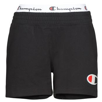 Vêtements Femme Shorts / Bermudas Champion KOUSANE Noir