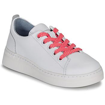 Chaussures Fille Baskets basses Camper RUNNER G J Blanc