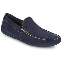 Schuhe Herren Bootsschuhe So Size MIJI Marineblau