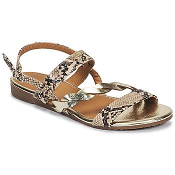 Chaussures Femme Sandales et Nu-pieds Moony Mood MELINDA python