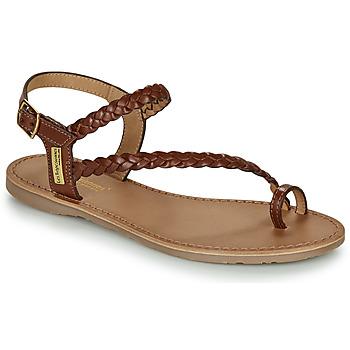Chaussures Femme Sandales et Nu-pieds Les Tropéziennes par M Belarbi HIDEA Tan